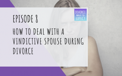 Ep 8: How to Deal with a Vindictive Spouse During Divorce