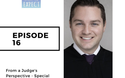 Ep 16: From a Judge's Perspective – Special Guest Interview with Judge Cunningham